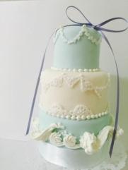 「飾れるケーキ」