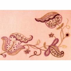 二村エミの英国伝統刺繍